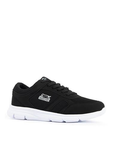 Slazenger Slazenger Escape I Sneaker Unisex Ayakkabı  Siyah